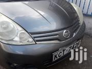 Nissan Note 2010 Gray | Cars for sale in Mombasa, Tudor