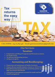 Tax Consultant | Tax & Financial Services for sale in Nairobi, Roysambu