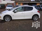 New Peugeot 207 2012 1.6 XS White | Cars for sale in Nairobi, Karura