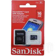 Sandisk 16gb - Micro Sd | Computer Accessories  for sale in Nairobi, Nairobi Central