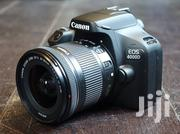 Canon EOS 4000D DSLR Camera And EF-S 18-55 Mm F/3.5-5.6 III Lens | Cameras, Video Cameras & Accessories for sale in Nairobi, Nairobi Central