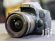 Canon EOS 750D With 18-135mm | Cameras, Video Cameras & Accessories for sale in Nairobi, Nairobi Central