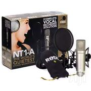 Rode Nt1a Microphone 35k | Audio & Music Equipment for sale in Nairobi, Nairobi Central