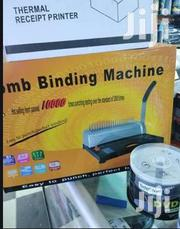 A4 Comb Binder Binding Machine | Stationery for sale in Nairobi, Nairobi Central