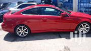 Mercedes Benz C250 2013 Red   Cars for sale in Mombasa, Majengo