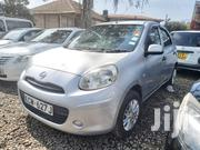 Nissan March 2012 Silver | Cars for sale in Nairobi, Woodley/Kenyatta Golf Course