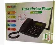 Topsonic S100 Deskphone Dual Sim | Home Appliances for sale in Nairobi, Nairobi Central