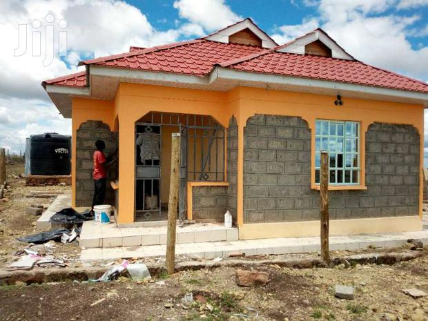 Archive: Selling A House On A 50 By 100 Plot In Kitengela