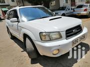 Subaru Forester 2004 White | Cars for sale in Nairobi, Parklands/Highridge
