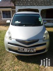 Toyota Ractis 2009 Silver | Cars for sale in Kilifi, Sokoni