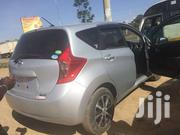 2013 Nissan Note Low Miliage Of 34000k Km Like New Fully Loaded | Cars for sale in Nairobi, Kilimani
