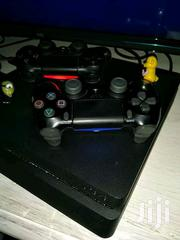 Slim Ps4 With Two Controllers Bundle | Video Game Consoles for sale in Nairobi, Nairobi Central