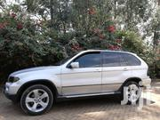 BMW X5 2006 3.0D Steptronic Silver | Cars for sale in Nairobi, Kasarani