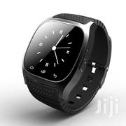 Bluetooth Smart Watch Waterproof Touch Screen Phone (Black) | Watches for sale in Nairobi, Nairobi Central