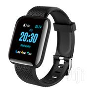 Smart Fitness Trackercolor Screen Sleep/Blood Pressure Monitor/Call | Accessories for Mobile Phones & Tablets for sale in Nairobi, Nairobi Central