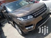 Land Rover Range Rover Sport 2014 Brown | Cars for sale in Mombasa, Ziwa La Ng'Ombe