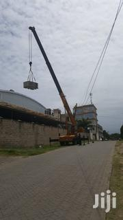 Mobile Crane For Hire | Heavy Equipments for sale in Mombasa, Bamburi