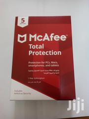 Mcafee Total Protection 5 Devices | Computer Software for sale in Nairobi, Nairobi Central