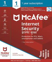 Mcafee Internet Security 1 User | Computer Software for sale in Nairobi, Nairobi Central