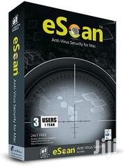 Escan Anti-virus Security For Mac 3 User   Computer Software for sale in Nairobi, Nairobi Central