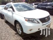 Lexus RX 2009 350 4x4 White | Cars for sale in Nairobi, Parklands/Highridge