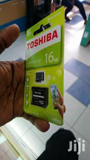 Toshiba 16GB Memory Card   Accessories for Mobile Phones & Tablets for sale in Nairobi, Nairobi Central