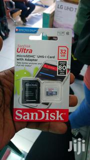 32GB Sandisk Class 10 Memory Card | Accessories for Mobile Phones & Tablets for sale in Nairobi, Nairobi Central