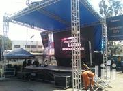 Concert Stage & Trussing Services | Party, Catering & Event Services for sale in Nairobi, Nairobi Central