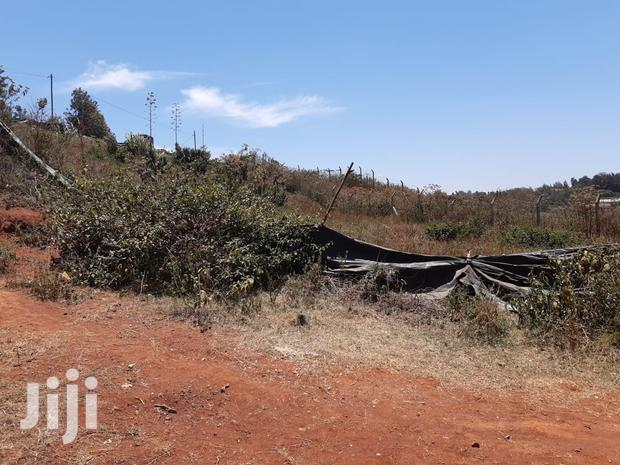 Ngong Town Commercial Plot For Sal