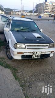 Toyota Starlet 1998 White | Cars for sale in Kajiado, Kitengela