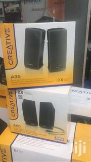 CREATIVE A35 - 2.0 Multimedia PC Speakers - Black | Audio & Music Equipment for sale in Nairobi, Nairobi Central
