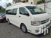 New Toyota HiAce 2012 White | Buses for sale in Nairobi, Kilimani