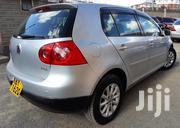 Volkswagen Golf 2007 2.0 FSi Sport Tiptronic Silver | Cars for sale in Nairobi, Karen