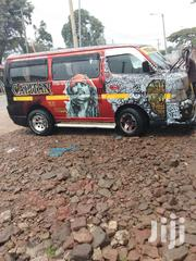 Nissan Caravan Matatu E25 With TD27 Engine | Buses for sale in Nairobi, Mountain View