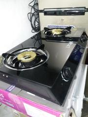 Double Doors Table Top Cooker With Glass Top. We Deliver | Furniture for sale in Mombasa, Bamburi