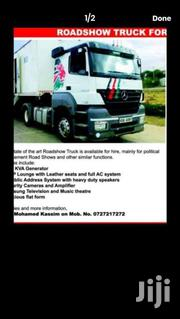 Roadshow Container With Sterio Fully Loaded | TV & DVD Equipment for sale in Mombasa, Tudor