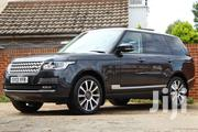 Land Rover Range Rover Vogue 2013 Black | Cars for sale in Nairobi, Nairobi Central
