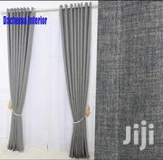 Linen Curtains And White Sheer | Home Accessories for sale in Nairobi, Nairobi Central