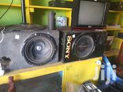 Sony Car Woofer | Audio & Music Equipment for sale in Mombasa, Ziwa La Ng'Ombe