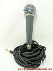 Shure Beta 58A Corded Microphone | Audio & Music Equipment for sale in Nairobi, Nairobi Central