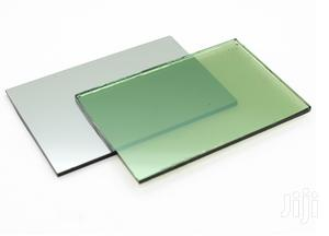 5mm Green One Way Mirror Glass