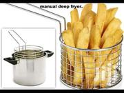 Manual Deep Fryer | Kitchen & Dining for sale in Nairobi, Nairobi Central