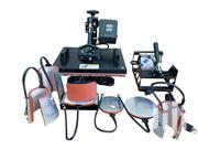8 In 1 Sublimation Heat Press For T-shirt, Mug, Cap, Plate, | Printing Equipment for sale in Nairobi, Nairobi Central