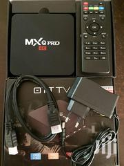 MXQ Pro 3D 4K 64 Bit Android 8.1 Quad Core Smart TV Box 1080P WIFI | TV & DVD Equipment for sale in Nairobi, Embakasi