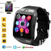 HD Display NFC Smart Watch SIM Watch For Android Q18 Make Calls | Watches for sale in Nairobi, Kilimani
