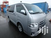 Toyota Hiace 2014 Gray | Buses for sale in Mombasa, Shimanzi/Ganjoni