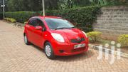 Toyota Vitz 2007 Red | Cars for sale in Nairobi, Ngara