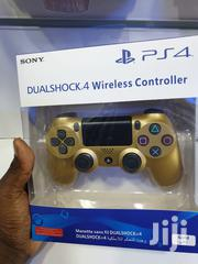 Orignal Ps4 Gold Pad | Video Game Consoles for sale in Nairobi, Nairobi Central