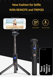 Selfie Tripod Bluetooth Remote For iPhone Android Broadcast Selfie | Accessories for Mobile Phones & Tablets for sale in Nairobi, Nairobi Central