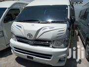 Toyota Hiace 2012 White | Buses for sale in Mombasa, Majengo